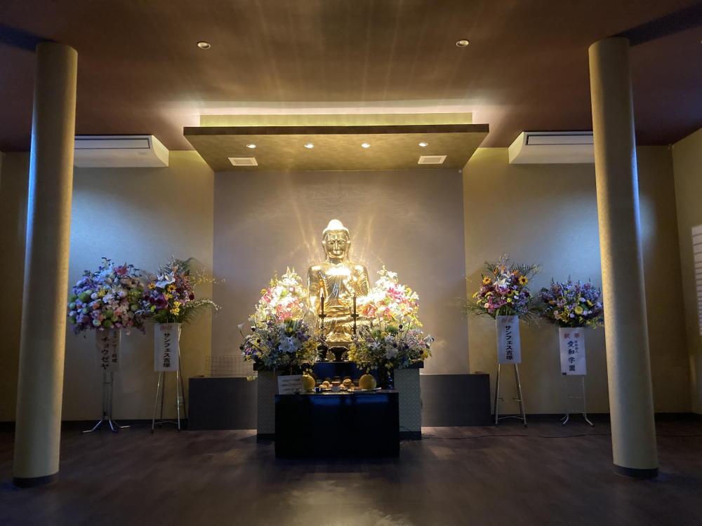 吉塚御堂仏像