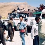1991年 クルド難民 イランにて