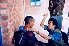 1994年 ルワンダ難民