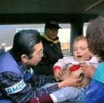 1999年 コソボ難民