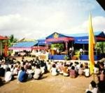 2001年 カンボジア学校再建